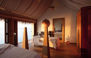 Constance Moofushi Treatment Room